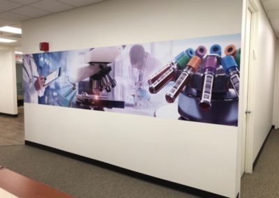 Wall Graphic Digital Print