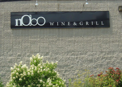 Wine Bar Panel Sign