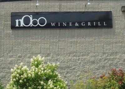 Wine Bar Panel Sign